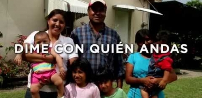 Embedded thumbnail for Dime Con Quien Andas/ Tell me who you are with