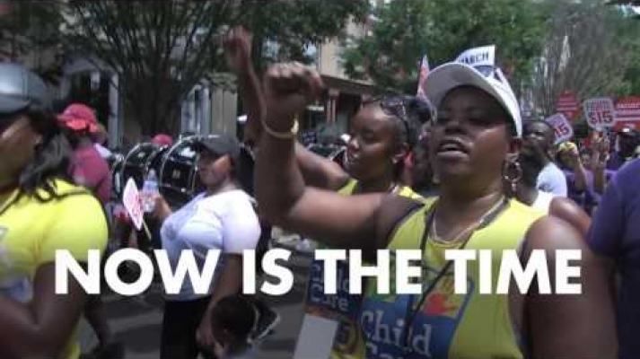 Embedded thumbnail for The fight continues 11/29 #FightFor15