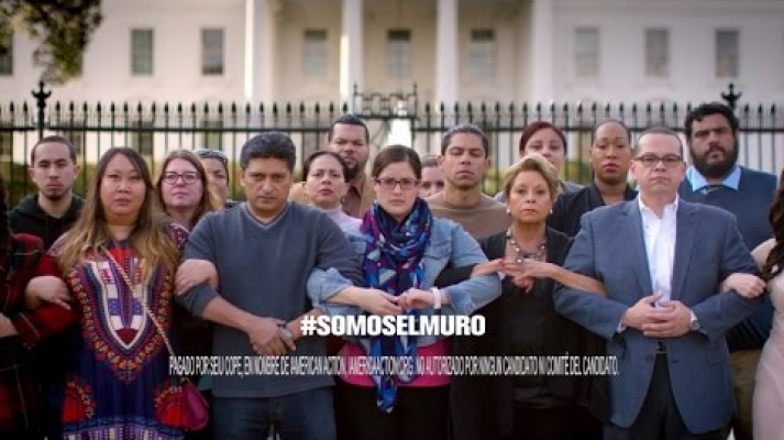 Embedded thumbnail for #SomosElMuro