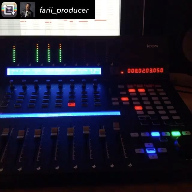 Repost from @farii_producer using @RepostRegramApp – #qconpro #qconprox #abletonpush2 #abletonlive #ableton #newsong