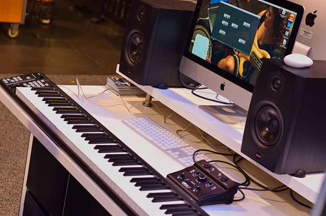 Need a new setup for your project studio?