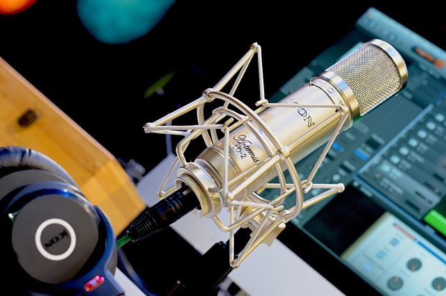 Artemis !!!  #icon #mics #luxurysound