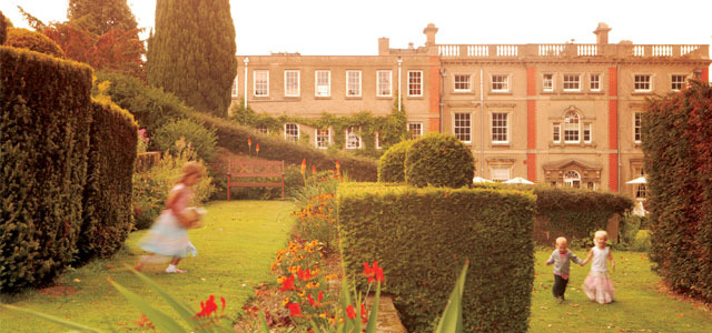 The Elms hotel, Abberley, England; courtesy of von Essen hotels