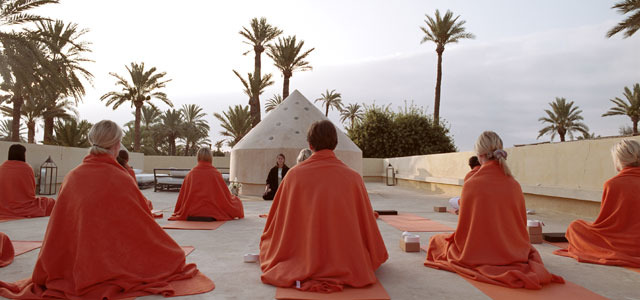 In:spa Marrakech; courtesy of In:spa Retreats