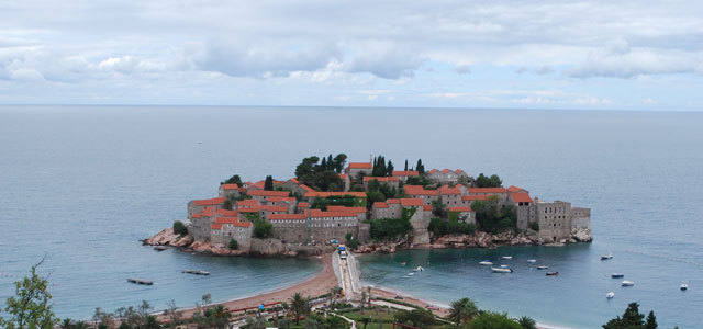 Sveti Stefan, Montenegro