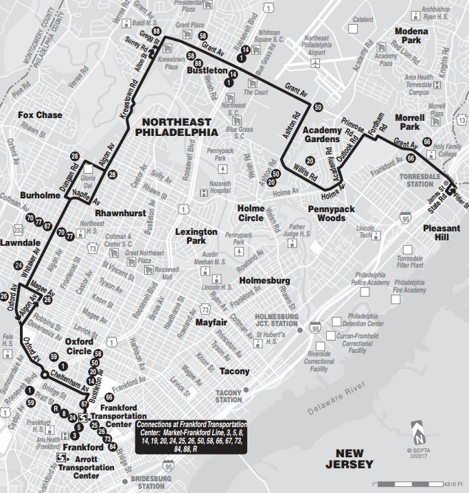 Route of the Week - 19 | SEPTA on