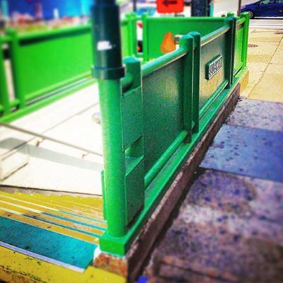 Ig trolley steps