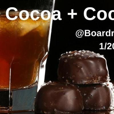 Boardroom spirit cocoa
