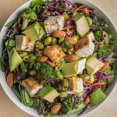 Just salad tokyo supergreens