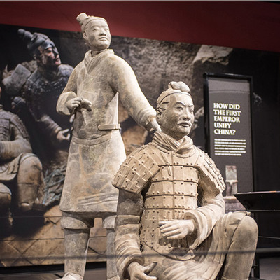Terracotta warriors exhibition still 780uw