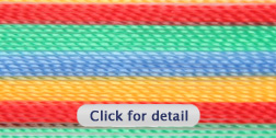 Multi-color Polyester