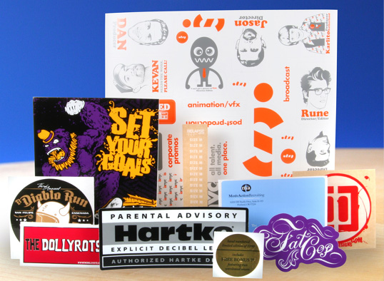 Full Color Stickers, Custom Sticker Printing | Sticker Printing ...