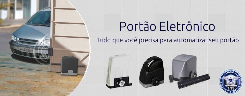 Banner Portão