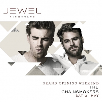 We've just released a limited amount of additional tickets for #TheChainsmokers tomorrow 5/21!! Buy them before they are gone!! #JEWELGrandOpening #JEWELNightclub Tickets: bit.ly/5-21-tcs