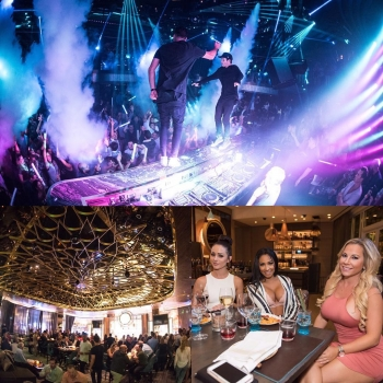The weekend isn't over yet!!Tonight join us @HerringboneLV, @AlibiLoungeLv, and at #JEWELNightclub for #FlawlessMondays and the return of @WeareTreo!! Eat. Drink. Dance. #BeFlawless FlawlessMondays.com