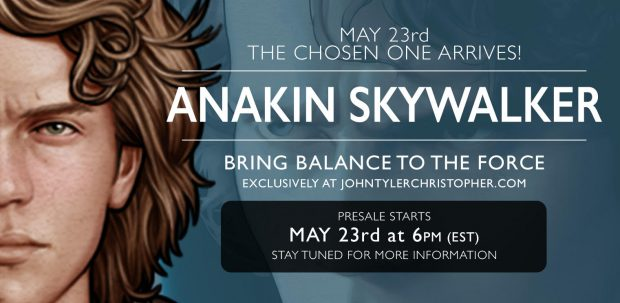 Anakin Skywalker - JTC Exclusive