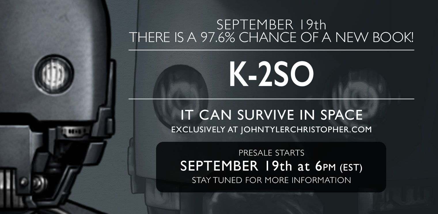 K2SO Announcement