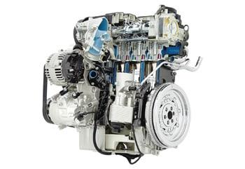 Clean Diesel Motor