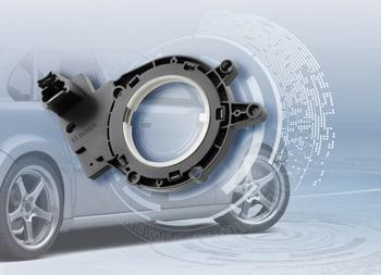 Steering Angle Sensor on 2008 Ford Escape Throttle Position Sensor