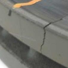 Brake Rotor Thermal Cracking