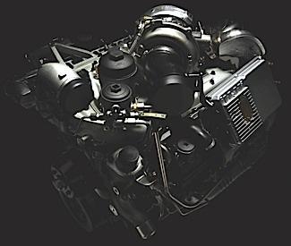 2003 Ford F-350 6.0 Liter Engine