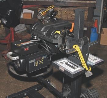 how do i measure brake rotor thickness