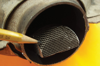 What Is A Cadillac Converter >> Catalytic Converter Basics Knowyourparts