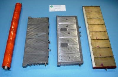 reconditioning hybrid batteries   parts