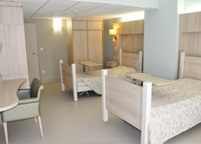 Chambre médicalisée - EHPAD - SERRIS