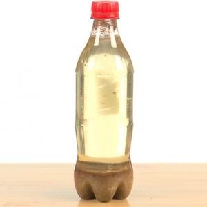 Invisible soda
