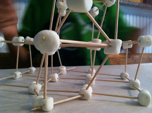 Marshmallow structure