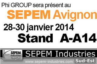 Salon SEPEM d'Avignon