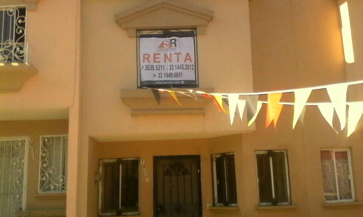 Casa en Renta en Los Robles, Zapopan