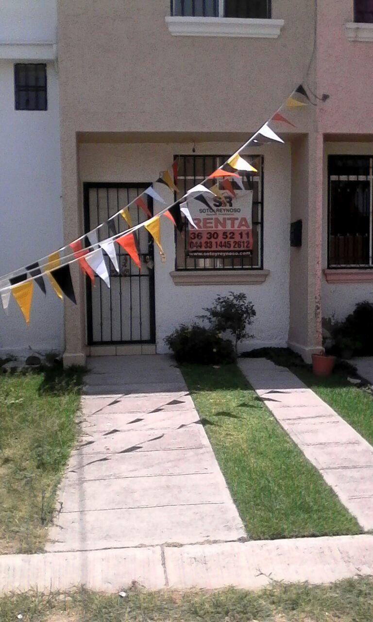 Casa en Renta en San Agustin, Tlajomulco de Zúñiga