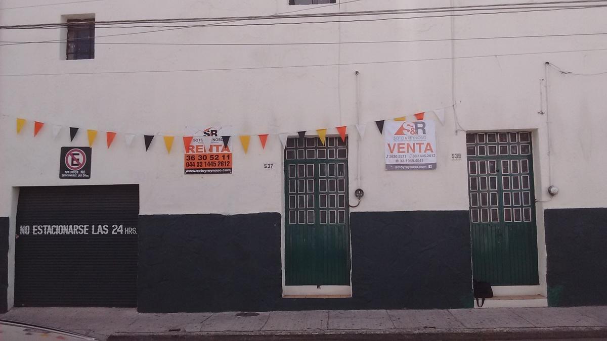 Local en Renta en Guadalajara Centro, Guadalajara