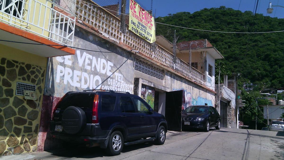 Casa en Venta en La Quebradora, Acapulco de Juárez
