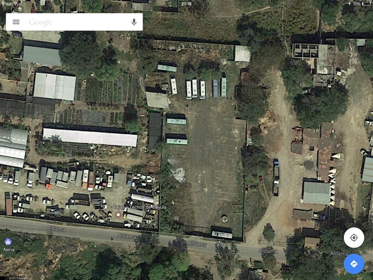 Terreno en Venta en Loma Bonita 1a Sección, Tonalá