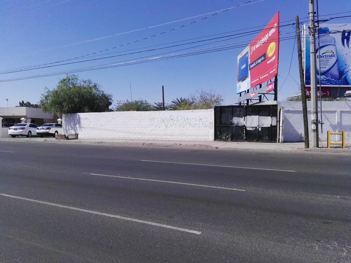 Terreno en Renta en Fuentes Del Mezquital, Hermosillo