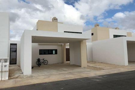 Casa Nueva En Venta En Magnolia Modelo A Chol L M Rida