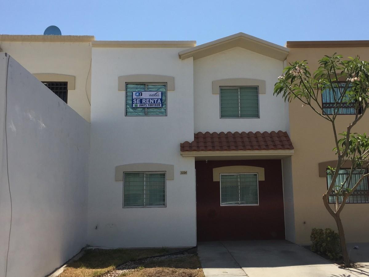 Casa en renta stanza toscana culiac n 2 habitaciones for Casas en renta culiacan
