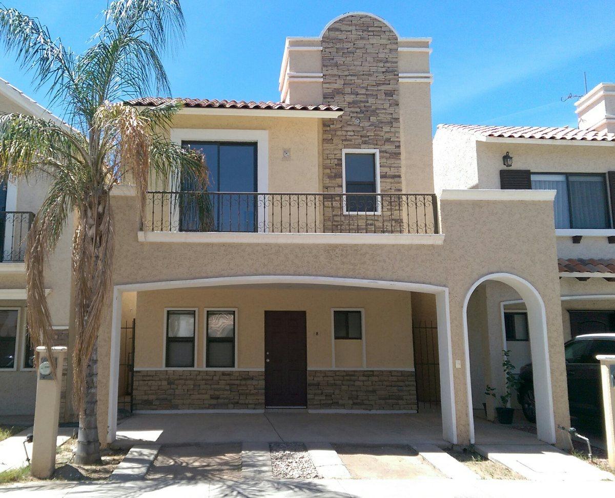 Casa en renta residencial campo grande residencial for Renta de casas en hermosillo
