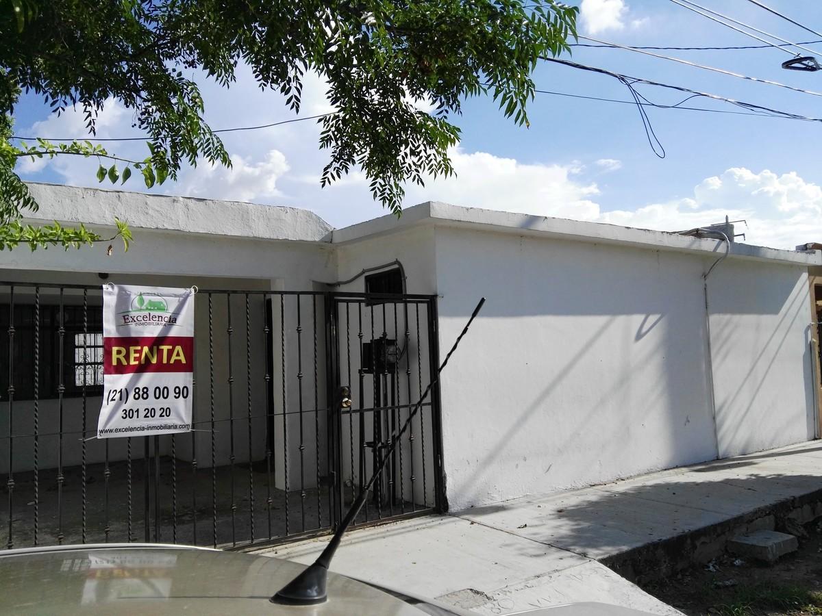 Casa en renta centro norte hermosillo 4 habitaciones for Casas en renta hermosillo