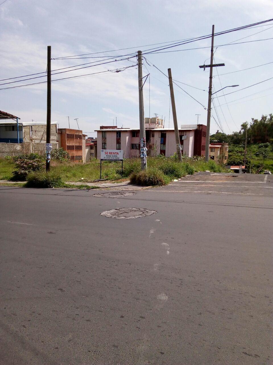 Terreno en Renta en Loma Dorada Secc C, Tonalá
