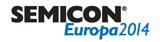 Semicon Europa 2014 (Grenoble Fr.)