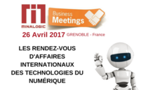 Minalogic Business Meetings on 26/4/2017