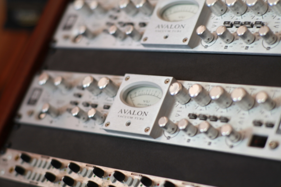 Avalon Preamps