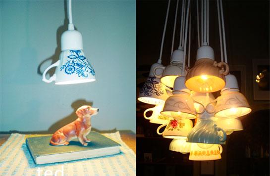Как сделать светильник с маленькой лампочкой