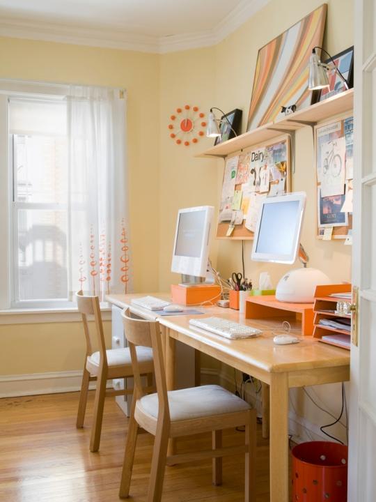 Письменный стол для двоих детей фото и варианты