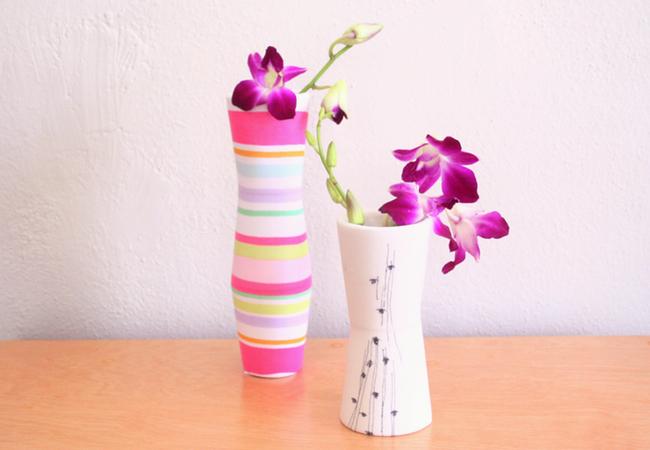 Как сделать вазу своими руками из глины 144