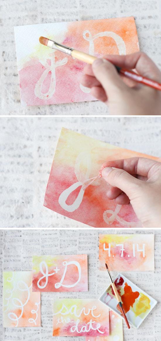 Как можно разрисовать открытку на день рождения 25